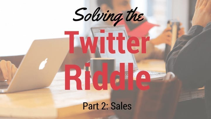 How to sell on Twitter pic