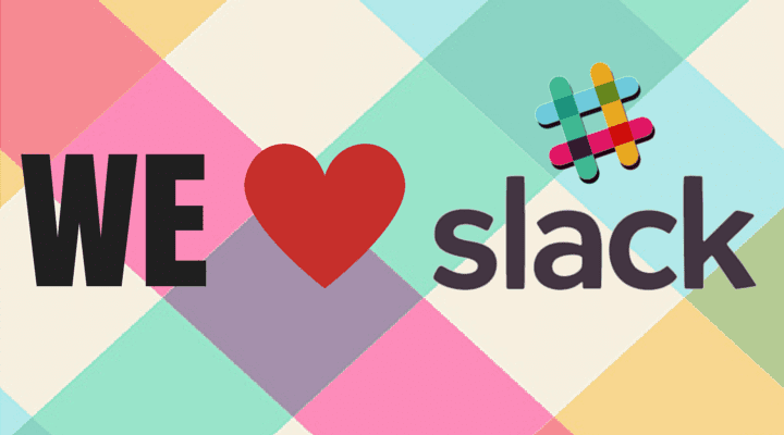 Riddle loves Slack - here is why