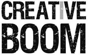 creative boom logo