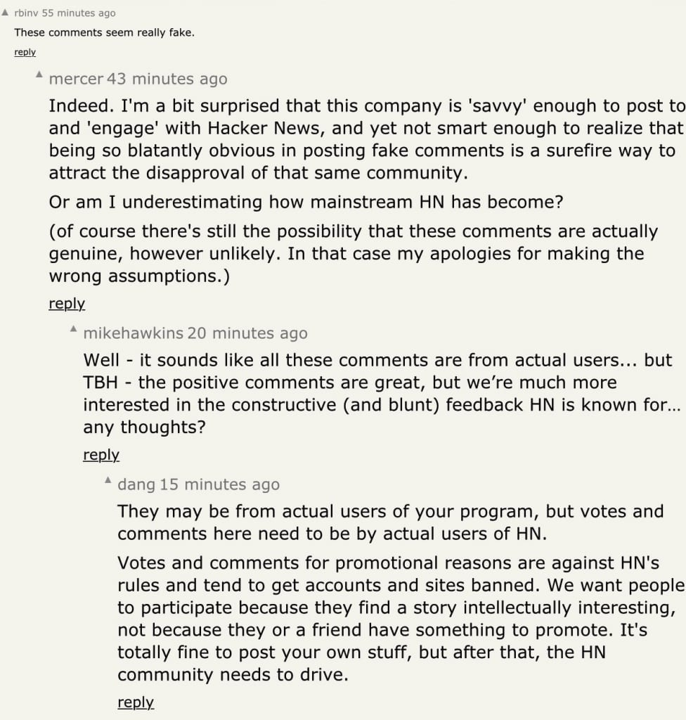 A collection of comments showing how we messed up on Hacker News