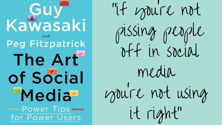 social media book review pic