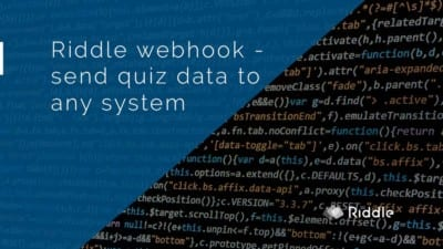 quiz webhook
