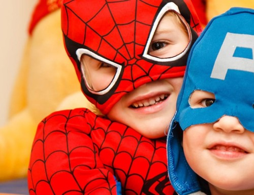 Content marketing superheroes with quizzes