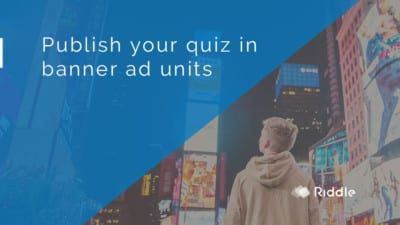 quizzes in ad units