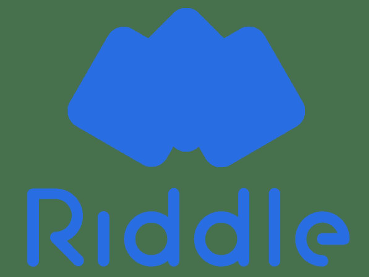 Riddle Logo