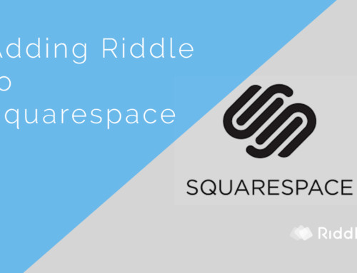 Quick fix: Adding a Riddle Quiz to Squarespace Sites