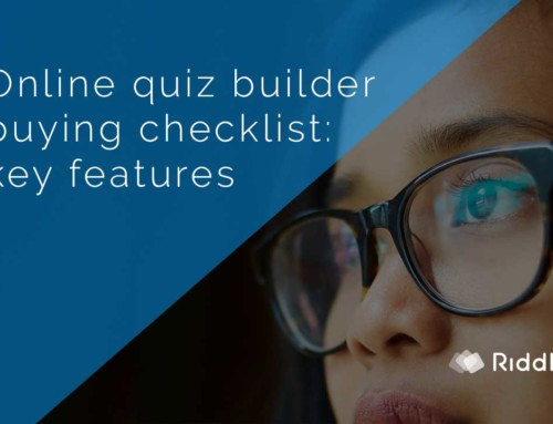 Quiz Builder Checklist – Pick the Right Online Tool