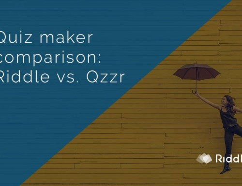 Quiz Maker Comparison: Riddle vs. Qzzr