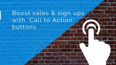 call to action quiz buttons
