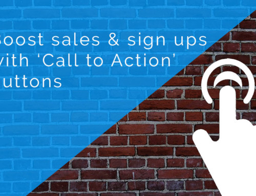 Call to action quiz buttons – boost sales and sign ups!
