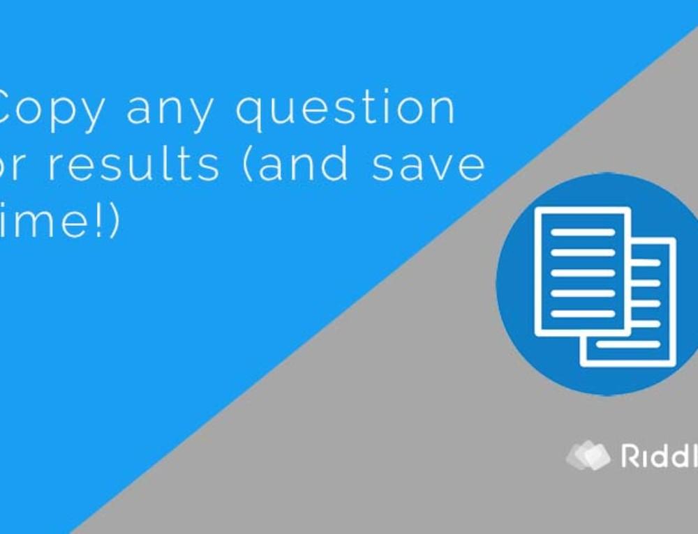 Copy quiz questions or results