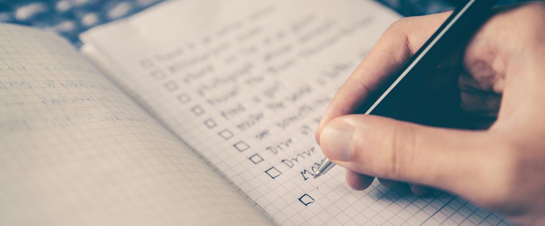 create an online listcreate an online list