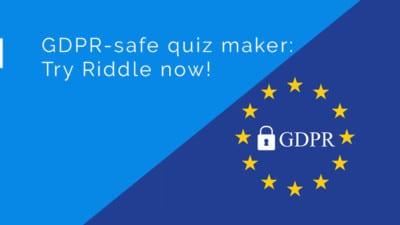 gdpr quiz maker