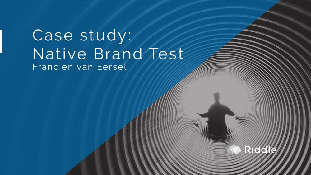 Case study: Native Branding Test – Francien van Eersel