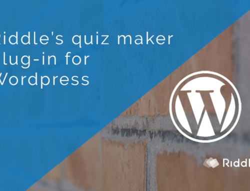 WordPress quiz maker plug-in – beautiful & intuitive