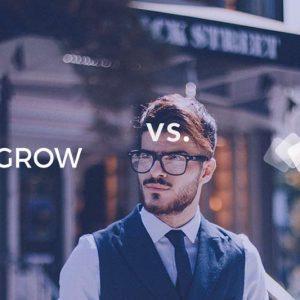 outgrow vs riddle