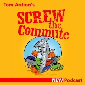 screw the commute Riddle podcast