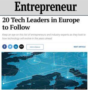 Boris Pfeiffer Entrepreneur.com article