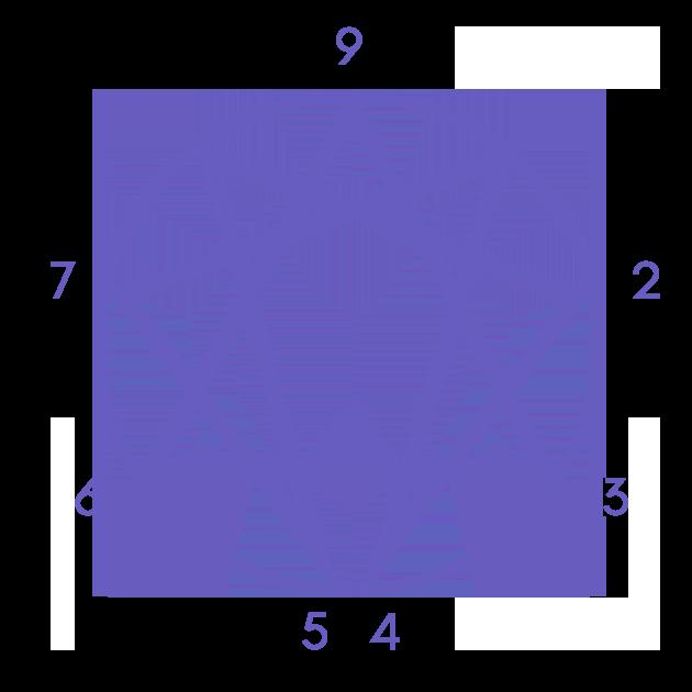a basic enneagram