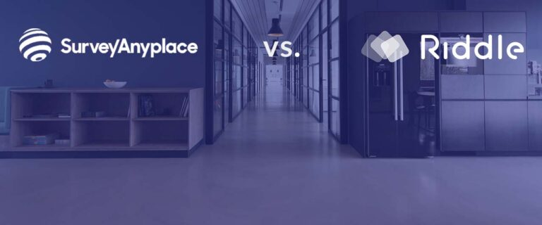 survey anyplace vs Riddle