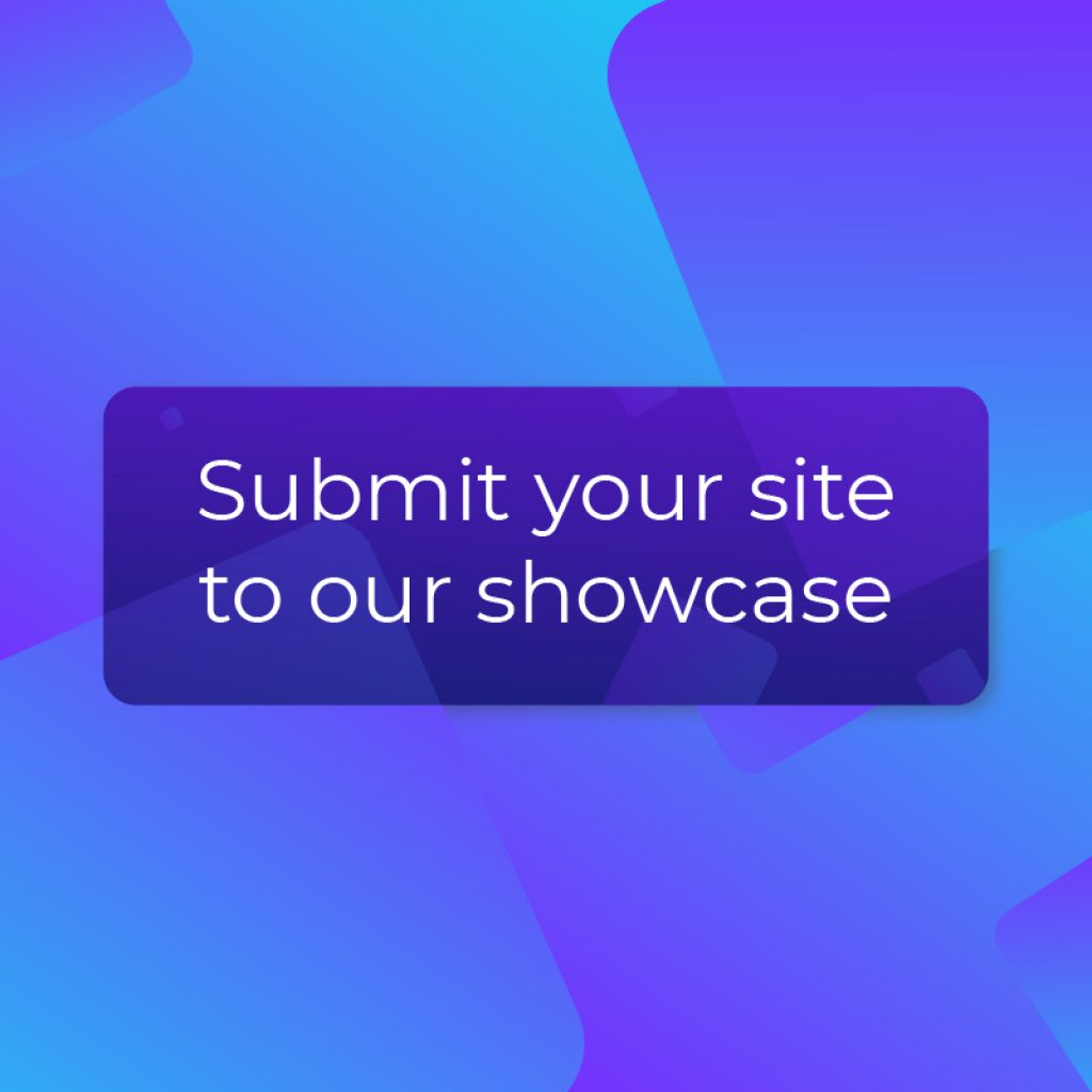 add your site to the riddle showcase