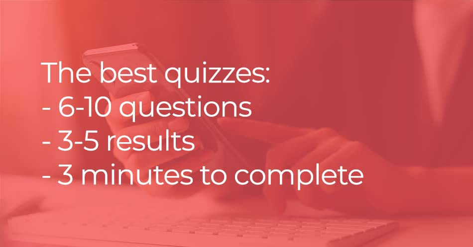 small business quiz marketing best practices