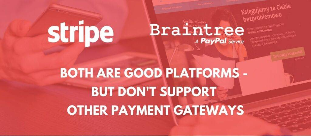 subscription management - stripe and braintree had limitations