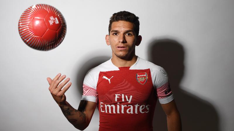 #TimeForTorreira-Arsenal yakamilisha usajili wa Lucas Torreira
