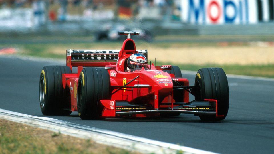 Top 4 Moments Of Michael Schumacher Brilliance With Ferrari